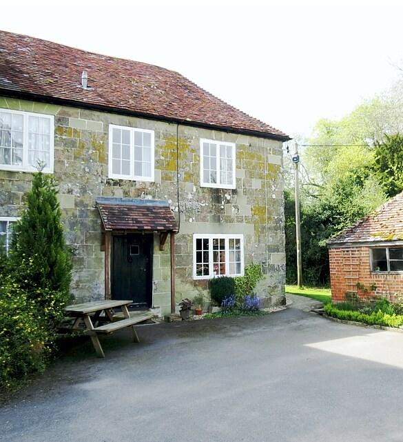 Photo of Marshwood's cottage