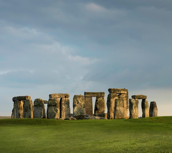 Stonehenge: One of the local attractions.